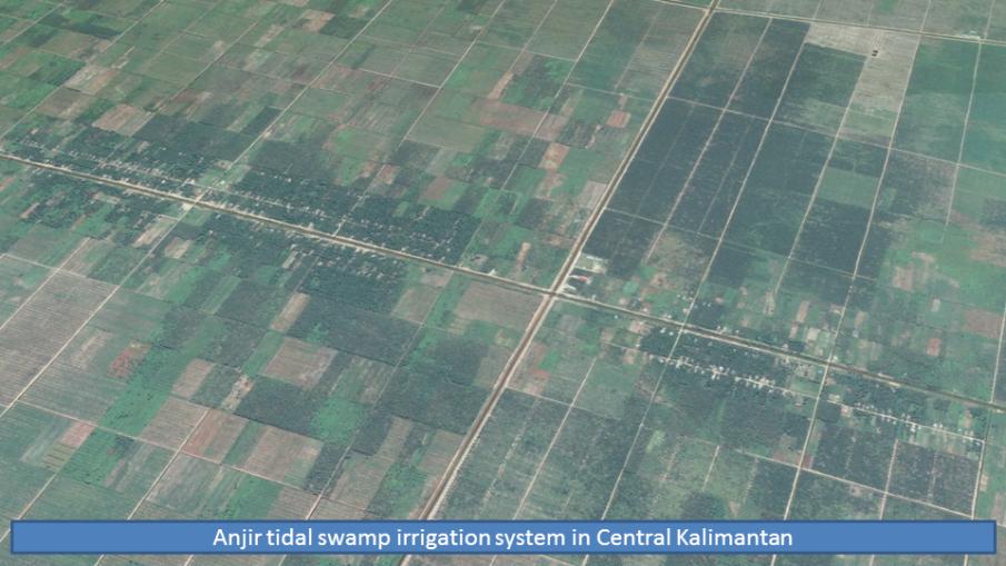 Anjir Irrigation System