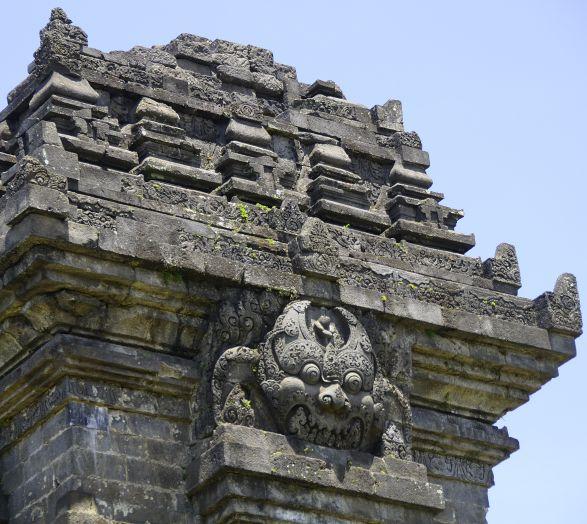 Candi Singosari, Singosari, Malang, Jawa Timur.
