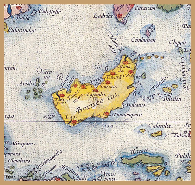 1570 Abraham Ortelius