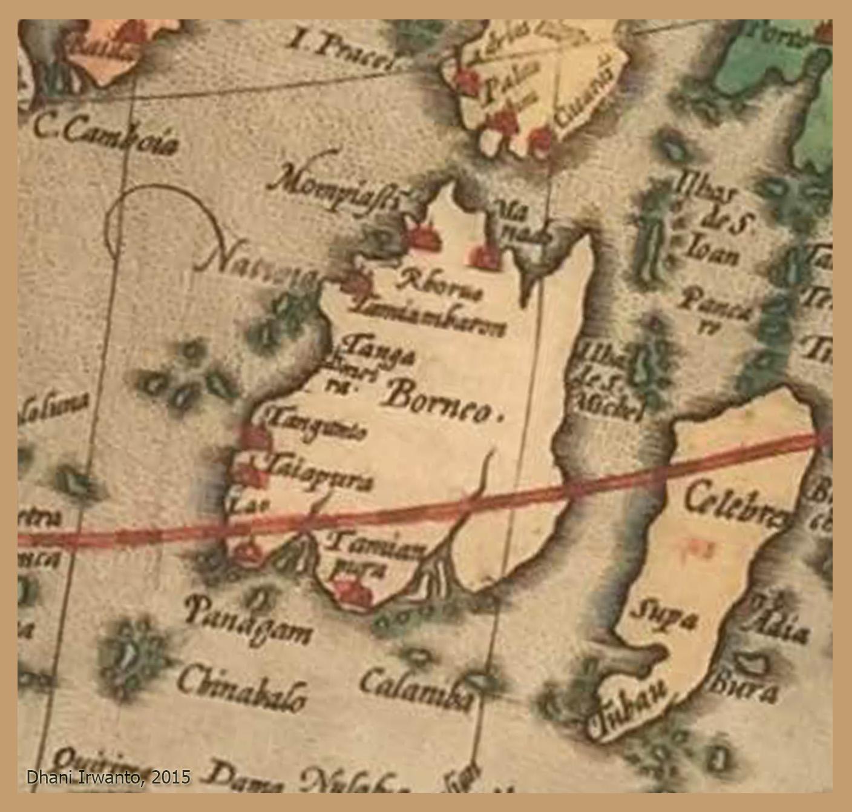 1572 Abraham Ortelius