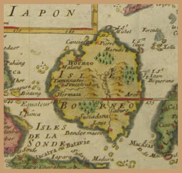 1721 Nicholas de Fer and J Robbe