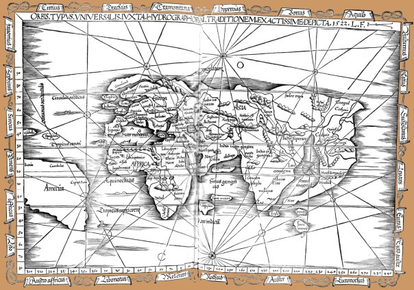 Geographia, edited by Lorenz Fries