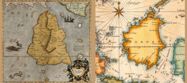Ancient maps atlantis in the java sea tag archives ancient maps gumiabroncs Image collections