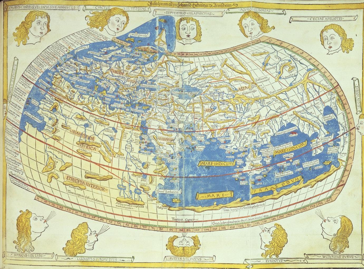 Maps: Atlantis In The Java Sea
