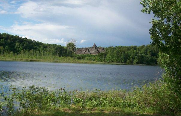 Borobudur Lake