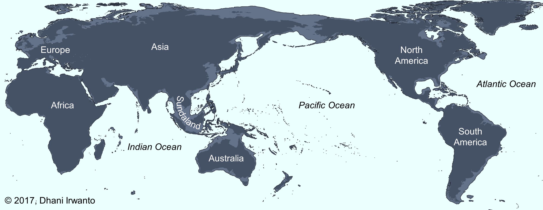 Lemuria and mu atlantis in the java sea lgm ocean map sciox Gallery